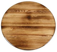 Carbonized Ash Butcher Block Top *Only Available in Butcher Block*
