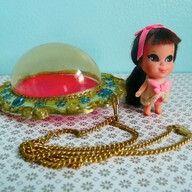 Favorite doll.