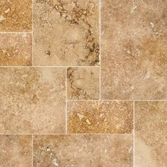 Fresh Honed Travertine Subway Tile