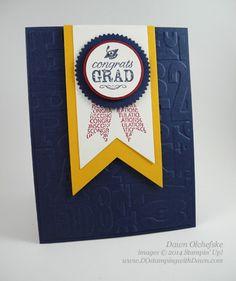 Blue Ribbon Congrats