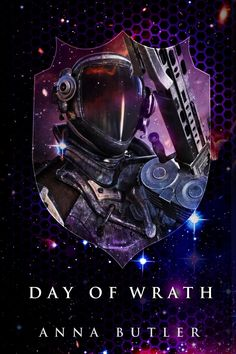 Day of Wrath Cover. Published 28 June 2018