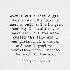 Legend .  . #nicolelyons #nicolelyonspoetry #poetry #poetic #darkpoetry #wolf #legends #words #wordswithqueens #wordsmith #wordporn #canadianpoet #kamloopspoet #spilledink #bleedink #ink #writer #writerslife #woman #power #pleasure #pain