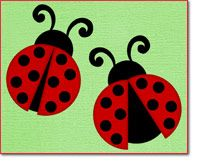 ladybug SVG for cricut expression by Brittany
