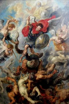 Peter Paul Rubens, ca. 1619