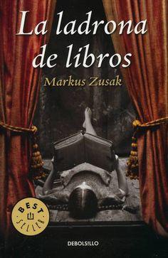 libros, lista, la ladrona de libros