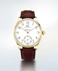 iwc a limited edition pin ||| manual winding ||| sotheby's n09879lot9r4vten