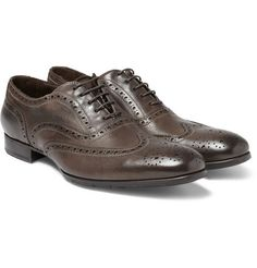 Paul Smith Shoes & AccessoriesMiller Leather Wingtip Brogues