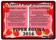PIPER EGUNA 2016