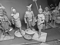 Roma Invicta ! Toy Soldiers for collectors