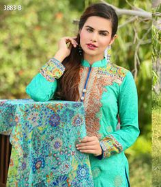 Tawakkal Dazzler Summer Lawn Collection TDS_3883B