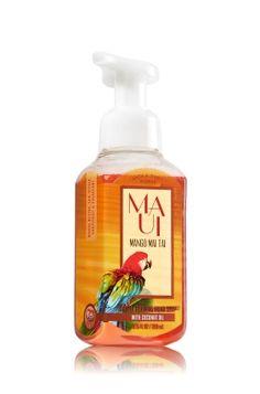 Maui Mango Mai Tai Foaming Hand Soap with Coconut Oil