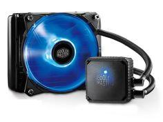 Cooler Master Seidon 120 – Compact All-In-One CPU Liquid Water Cooling System with Jetflo 120 PWM Fan & 120mm Radiator - Intel Universal Socket LGA2011, AMD Socket FM2+/FM2/FM1/AM3+/AM3/AM2+/AM2 - Newegg.com