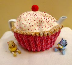 Cup Cake Tea Cosy Jenny Occleshaw
