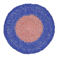 Creative Paper - Papiergarn | Rico Design, 50 g - Papierfaser - königsblau