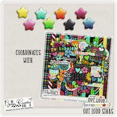 Out Loud Stars Freebie by Bella Gypsy