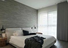 décoration de chambre à coucher moderne et élégante