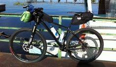 BikePacking Tip # 1 Backpacks get heavier mile by mile. - Bikepacking Gear Reviews   Bikepacking Tips & How To videos   Bikepaking Life