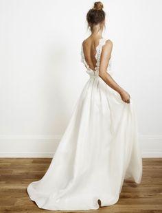 Robe de mariée, Coupes de cheveux, Dentelle... - Tendances de Mode