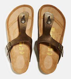 3d243d8a Birkenstock Gizeh Habana Sandal American Eagle Shoes, American Eagle  Outfitters Shoes, Birkenstock Sandals,
