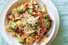 Find the recipe for Sun-dried Tomato and Broccoli Pasta and other tomato recipes at Epicurious.com