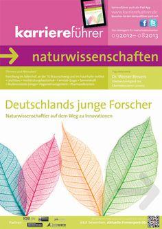 karriereführer naturwissenschaften 2012.2013