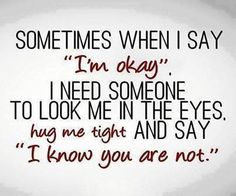 You do this to me all the time and I'm glad I have you so that I can talk to you about my problems and let it out on you instead of keeping it in❤️