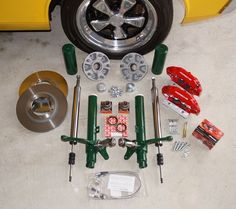 FS: Bilstein Strut And Brembo Caliper Package - Pelican Parts Technical BBS