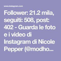 Follower: 21.2 mila, seguiti: 508, post: 402 - Guarda le foto e i video di Instagram di Nicole Pepper (@modhome.ceramics)