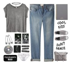 Untitled #585 by ccbri on Polyvore featuring polyvore fashion style H&M Band of Outsiders Fleur of England Converse Topshop Miss Selfridge Mulberry clothing
