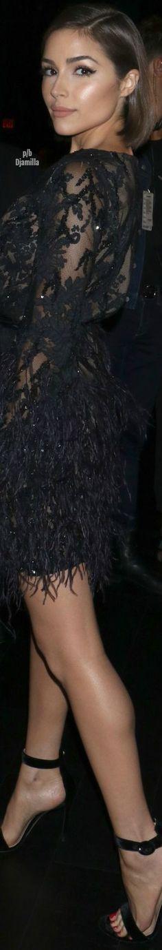Olivia Culpo – Marchesa Fashion Show