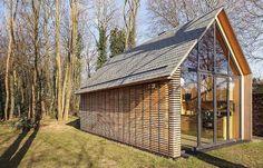 Project van de Dag: Tuinhuis in Utrecht door Zecc - alle projecten - projecten - de Architect