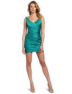 Women's Sonia Rouched Jersey Dress
