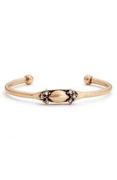 Treasure&Bond Stone Wrist Cuff available at #Nordstrom