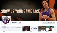 Phoenix Suns - Show us your game face