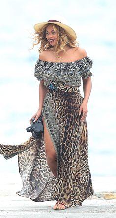 Meet the Aussie Designer Beyoncé Loves to Wear on Vacation via @WhoWhatWear