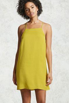 Contemporary Slip Dress