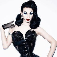 Not only is Violet Chachki a muse of make-up artist Pat McGrath, she also knows her stuff when it comes to beauty. Here, Violet's top 5 tips that we can all to incorporate into our repertoire.