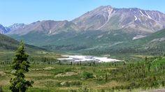 Dempster Highway Mount Rainier, Mountains, Nature, Travel, Naturaleza, Viajes, Trips, Nature Illustration, Outdoors