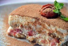 Нежный клубничный тирамису — десерт на миллион! Самый лучший из тех, что я пробовала!