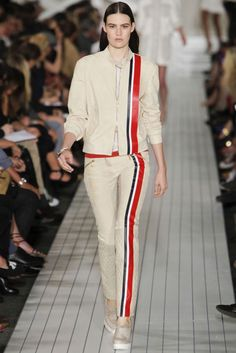 Another outfit I want to recreate from the Tommy Hilfiger Spring/Summer 2013 Collection
