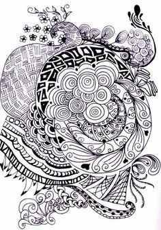 zen tangle