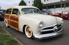 This Award-Winning 1949 Ford Woodie Wagon Is Homebuilt and Ford Powered! - Hot Rod Network..Re-pin Brought to you by agents at #HouseofInsurance in #EugeneOregon for #LowCostInsurance