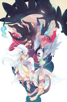 Mega Evolutions by onedayfour.deviantart.com on @deviantART