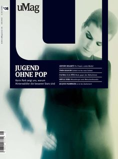 uMag, August/July 2012