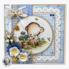 Pachela Studios Digi Stamp - Little Sweetie < Shop | Cuddly Buddly Crafts
