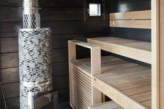 musta sauna | Nojatuolit : Madmoiselle-tuoli, Ilmari Tapiovaara - Kattovalaisin ...