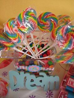 "Photo 1 of My Little Pony / Birthday ""Pony Party"" My Little Pony Birthday Party, Unicorn Birthday Parties, Unicorn Party, 4th Birthday, Birthday Ideas, Rainbow Birthday, Cumple My Little Pony, My Lil Pony, Rainbow Dash Party"