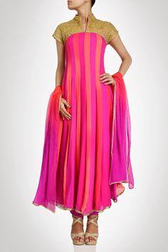 Fashion: Designer Seema Gujral Latest Collection 2014