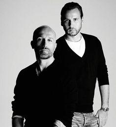 Álvaro Castejón y Arnaud Maillard, diseñadores de Alvarno, nuevos directores creativos de Azzaro #fashion #designers #news