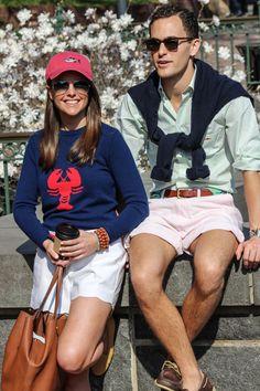 Tuckernuck outfits Lauren and Van in Georgetown